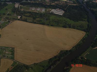 C-DL-200500006 - letfoto vegetačních příznaků
