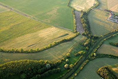 C-DL-200800154 - letfoto vegetačních příznaků