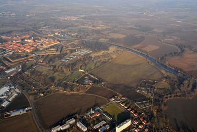 C-DL-201100052 - letfoto vegetačních příznaků