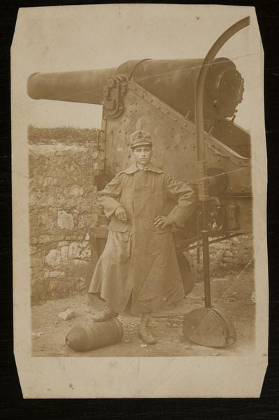 Portrait of a soldier | Pronto per il fronte