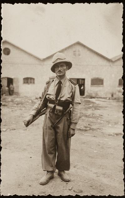 The Soldier | Soldato in divisa