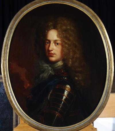 Carl III. Philipp (1666 - 1742), Pfalzgraf bei Rhein zu Neuburg, seit 1716 Kurfürst von der Pfalz