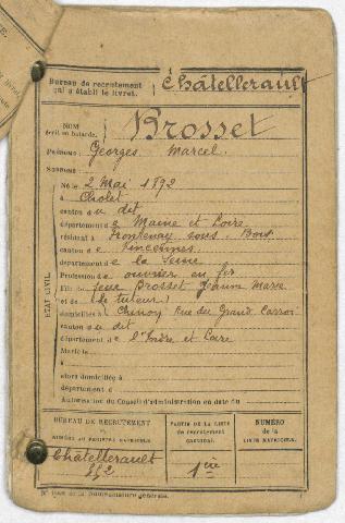 FRBNBU-155 Georges Brosset fier de sa guerre