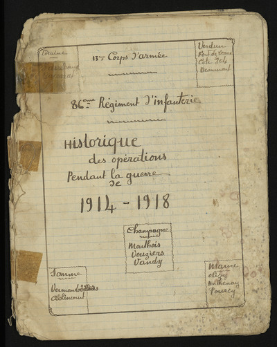 FRAD033-102 Histoire de Louis Gauthier