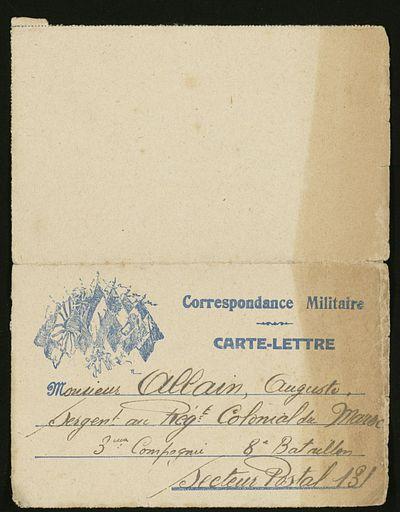 FRAD022 - Auguste ALLAIN