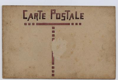 AMSM-002_2 : Correspondance à mon grand oncle Auguste PIERREQUIN