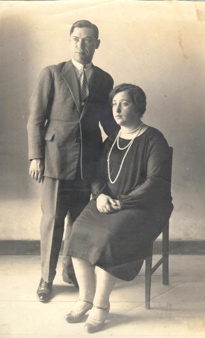 O meu Tio e a Tia Hortênsia