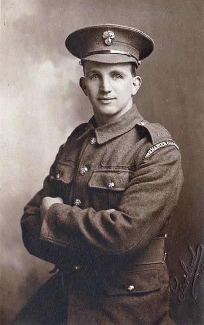 William Matthews - Cornwall County Constabulary at War