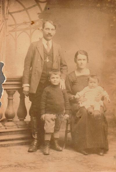 fotografija porodice Nastasijević