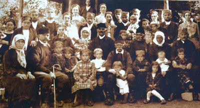 fotografija porodice Radojević