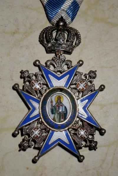 Serbian Order of Saint Sava