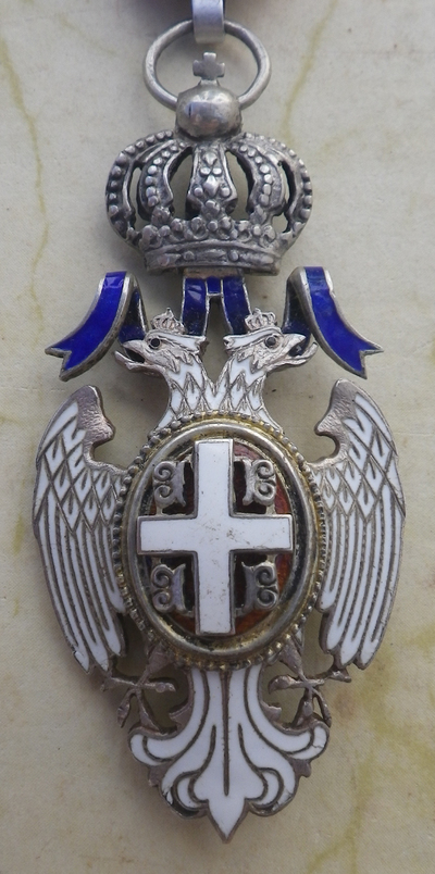 Serbian Order of the White Eagle