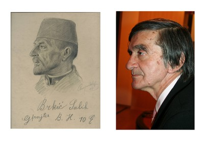Projekt Europeana i ljudi sa Ranzenhoferovih crteža - JE LI EMILOV CRTEŽ STOLJEĆE ČUVAO JEDINU USPOMENU ?