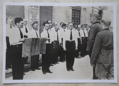 Sarajevo 1941: a birthday present for Adolf Hitler