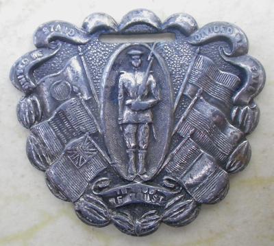 1914 Allies commemorative medal