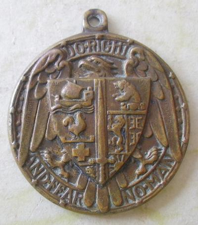 US Allied medal