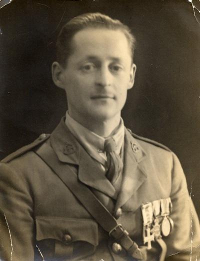 2Lt Frederick William Pear Hodges