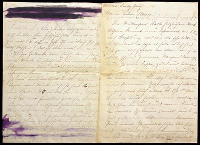 Brief v. Grete Sittler