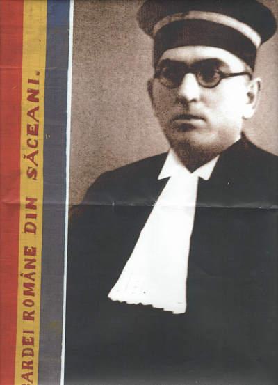 Dr.Av. Vasile Darabantiu, Garda Nationala din Seceani si Marea Adunare Nationala de la Alba Iulia