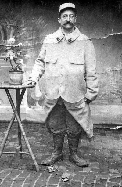 Henri-Jacques Cadot, Rappelé à 45 ans