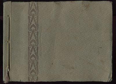 FRAD067-123/2 Second album de Nicolas Hiessler (1884-1952), infirmier en Flandre et en Artois (armée allemande)
