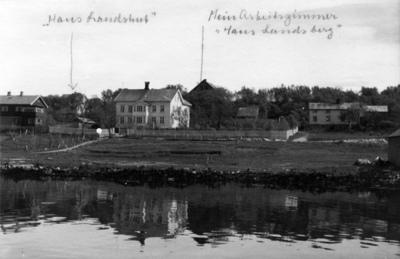 Haus Landshut og Haus Landsberg i Sørbyen