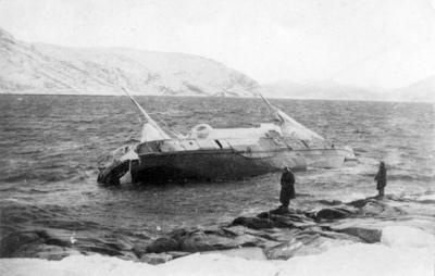 Forlist Skip, D/S Norøy