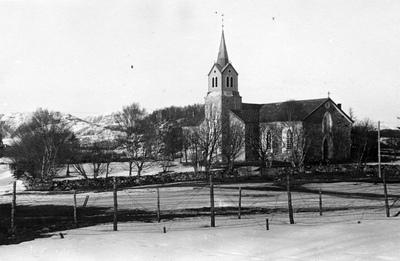 Brønnøy kirke