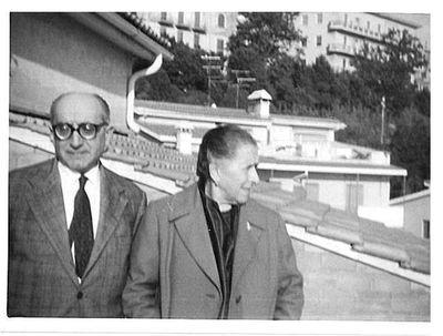 Capitini e Rosa Capitini, Villaggio s. Livia
