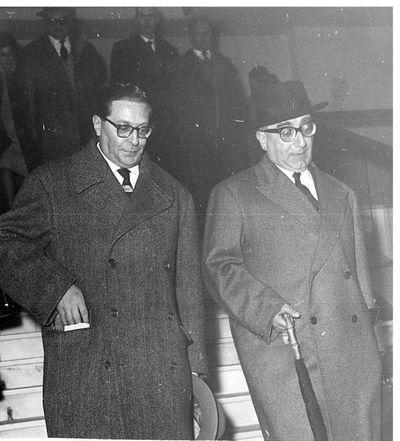 Carlo Ludovico Ragghianti e Capitini