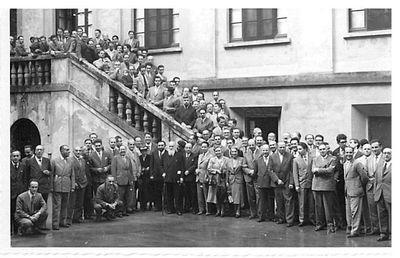 Scuola Normale di Pisa, folla