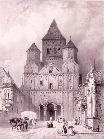 Eglise de Marmoutier
