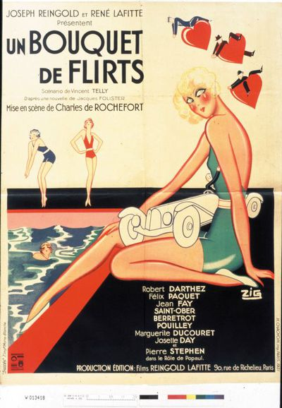 Un bouquet de flirts : [affiche] / de Zig