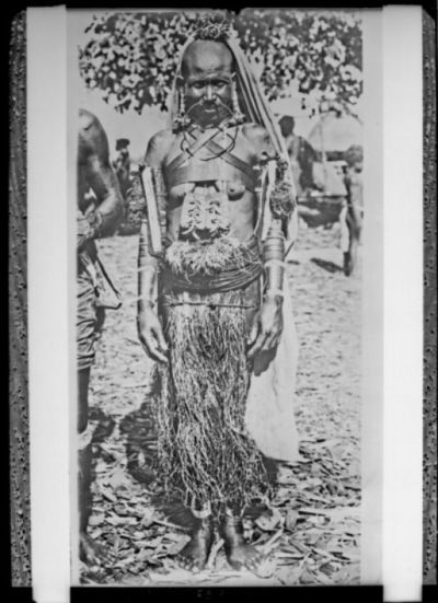 Une Danie [sic] de Nouvelle-Guinée : [photographie de presse] / [Agence Rol]