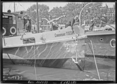 24/5/25, inauguration du yacht radio : [photographie de presse] / [Agence Rol]