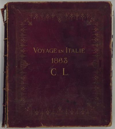 [Recueil.] Voyage en Italie / C. L.