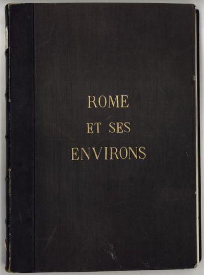 Rome et ses environs