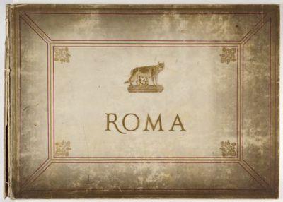 [Recueil. Vues de Rome, de Naples et de leurs environs]