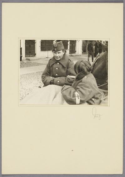 Gefangene polnische Rotkreuzschwestern