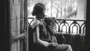 Scene di famiglia con cane