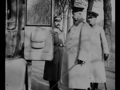 Ein tag beim Generalfeldmarschall v. Hindenburg [Obra audiovisual].