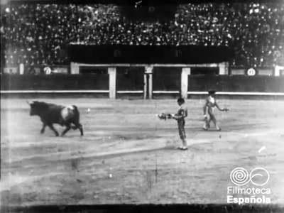 Trágica muerte de Joselito [Obra audiovisual] / José Gaspar.