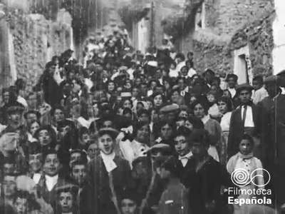 Calatayud en fiestas [Obra audiovisual] / Antonio de Pádua Tramullas.