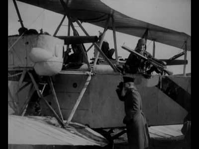 El avance victorioso de Mackensen por La Dobrudja [Obra audiovisual].