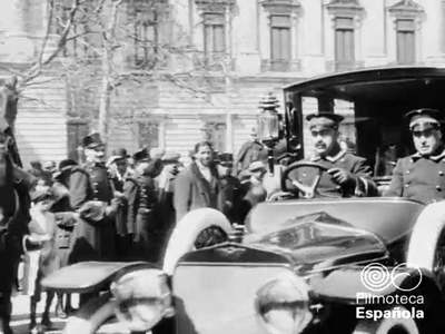 Noticiario 1918 [Obra audiovisual].