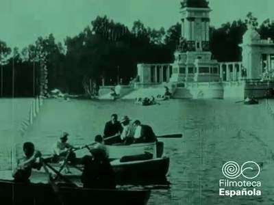 Madrid, las tardes del Retiro [Obra audiovisual].