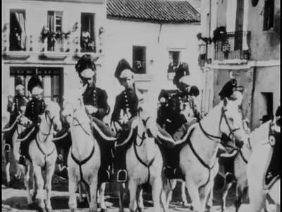 Semana Santa en Sevilla [Obra audiovisual].