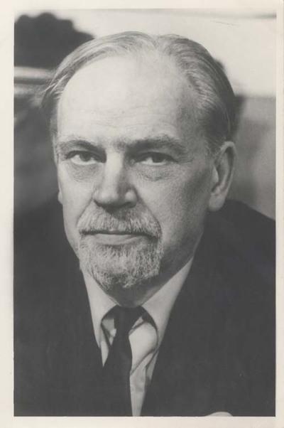 Professor Doktor Stanislav W. Kalesnik