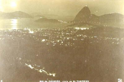 Rio de janeiro visro de St. Thereza