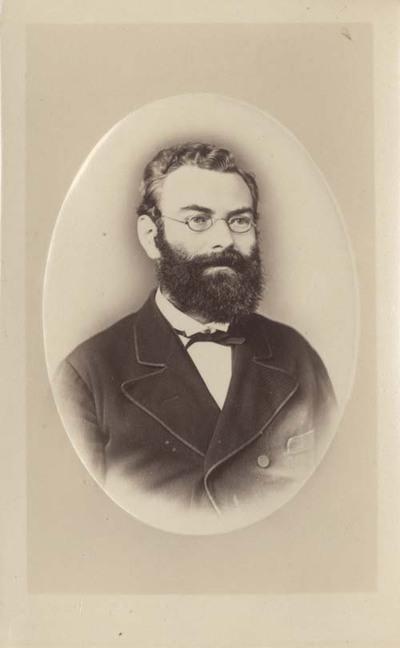 [Dr. Oscar Döring. Córdoba, 2 Mai 1876]